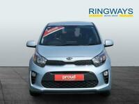 2019 Kia Picanto 1.0 Wave 5dr petrol manual Hatchback Petrol Manual