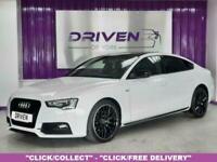 2015 Audi A5 2.0 TDI QUATTRO BLACK EDITION PLUS 5d 187 BHP Hatchback Diesel Semi