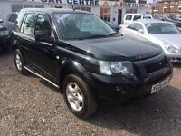 2006 LAND ROVER FREELANDER 2.0 Td4 Adventurer 12 MTS WARRANTY AVAIL