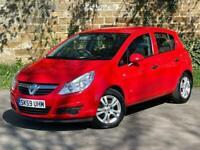 2009 Vauxhall Corsa ACTIVE Hatchback Petrol Manual