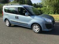 2014 Fiat Doblo 1.6 MultiJet MyLife 5dr Estate Diesel Manual
