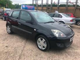 Ford Fiesta 1.4 2006MY Zetec Climate