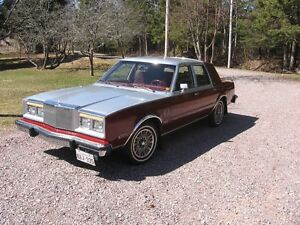 1986 Chrysler Fifth Avenue For Sale