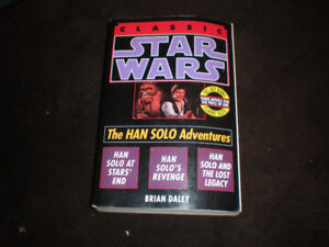 Star Wars Hans Solo Adventures Classic Three Novels In One