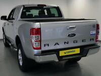 2015 Ford Ranger Pick Up Double Cab Limited 2.2 TDCi 150 4WD Diesel silver Manua