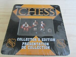 NHL ALL STAR COLLECTOR'S EDDITION CHESS GAME