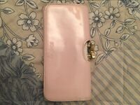 Ted baker baby pink purse