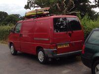 VW Transporter T4 camper surf van