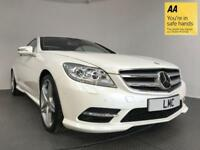 2014 MERCEDES-BENZ CL 500 4.7 CL500 BLUEEFFICIENCY 2D AUTO 435 BHP