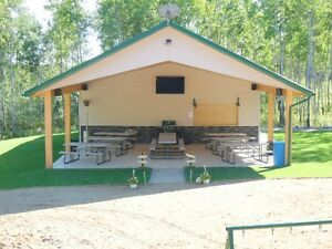 Seasonal Campground Cozy Creek Campground 1 site open 2017