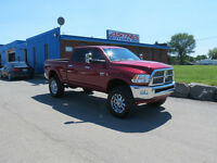 2010 Dodge Ram 2500HD Lifted Laramie Diesel 4x4 $340 Payment