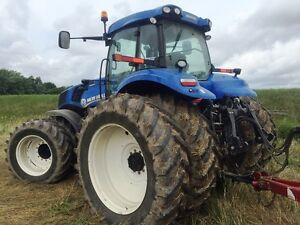 2014 New Holland T8.360 CVT Tractor London Ontario image 3