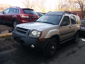 2004 NISSAN XTERRA,, FULLY LOADED 4X4