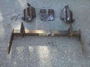 1996 Ford F-150 Pickup Truck fisher plow mounts