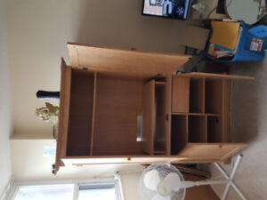 TV Cabinet.  Amoire style
