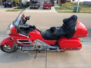 Honda Goldwing  GL 1800A