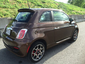 2012 Fiat 500 SPORT - MAGS