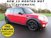 ** RARE MINI CLUBMAN 1.6 COPPER ** AUTOMATIC & LOW MILES ** REALLY NICE EXAMPLE