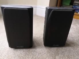 Mission 73 bookshelf speakers pair