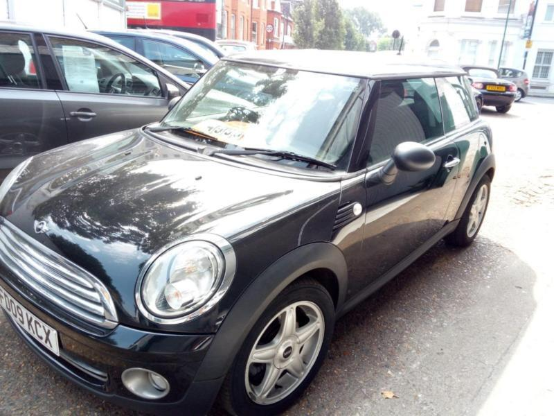 Mini Hatch One 3dr PETROL MANUAL 2009/09