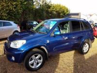 2004 Toyota RAV4 2.0 D-4D XT3 Cambelt done at 55.358 low miles 82k 6 stamps