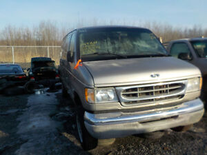 2003 Ford Econoline Now Available At Kenny U-Pull Cornwall