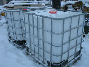 1000 litre portable tote for water