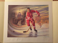 Mr. Hockey  Celebrity Edition  by James Lumbers