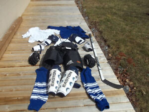 Adult and Youth Hockey Gear