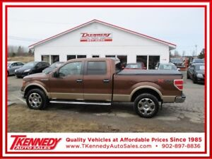 2011 Ford F-150 4WD SuperCrew XLT W/XTR PKG