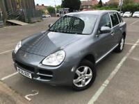 2005 (55) Porsche Cayenne 3.2 V6 Tiptronic S AWD 6 Months Warranty Included