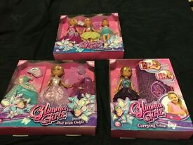 Girls dolls all brand new