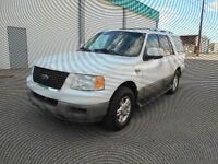 2003 Ford Expedition 8 Passenger Triton 5.4L Dual A/C