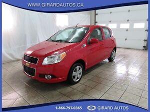 Chevrolet Aveo 5dr Wgn LT 2011
