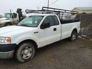2008 Ford F-150 single cab pickup truck