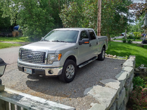 2010 Ford F-150 SuperCrew XTR 4X4 Pickup Truck