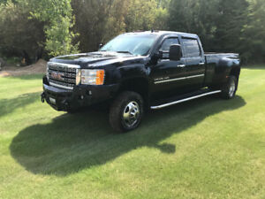 2011 Gmc Dually Denali