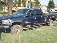 2006 GMC SIERRA 3500 DURAMAX