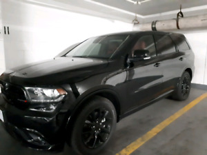 2017 Dodge Durango RT - ready to negotiate
