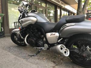 Yamaha vmax 2014