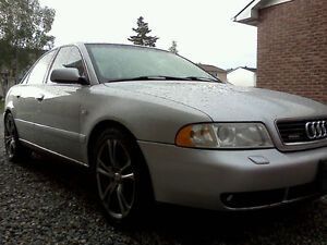 2001 Audi A4 $500.00 (REDUCED from $1000  FIRM- Not a penny less