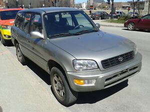 2000 Toyota RAV4 AWD Berline