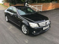 2010 Mercedes-Benz C200 2.1CDI Blue EFFICIENCY Sport ,SOLD SOLD