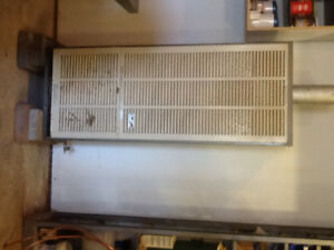 Vertical Vent Propane Furnace for sale