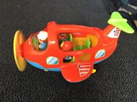 Little tikes sounds plane aeroplane all working