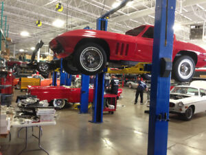 Restoration Classic, Vintage and Muscle Cars