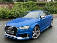 2017 Audi RS3 2.5 TFSI RS 3 Quattro 4dr S Tronic SALOON Petrol Automatic