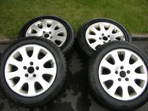 ****WINTER TIRES AUDI MAGS****