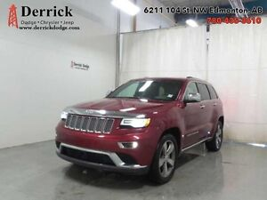 2015 Jeep Grand Cherokee   4dr SUV Summit  Air Suspension DVD $3