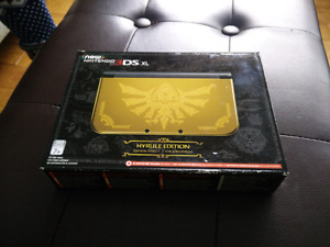 *Mint* New Hyrule Edition 3DS XL